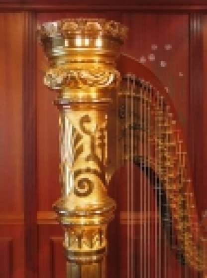 Harpe Celtique Obermayer