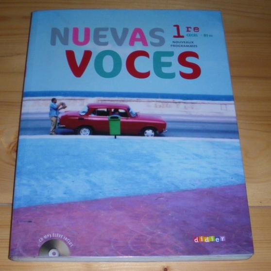 Annonce occasion, vente ou achat 'Nuevas Voces'
