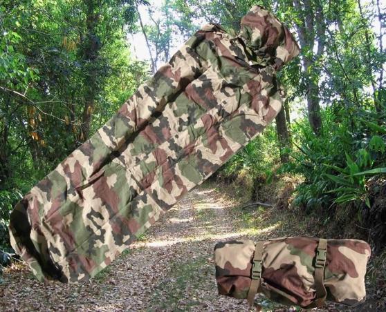 Sur-Sac de couchage l'arme française