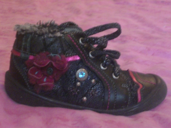 chaussures catimini fille taille 25