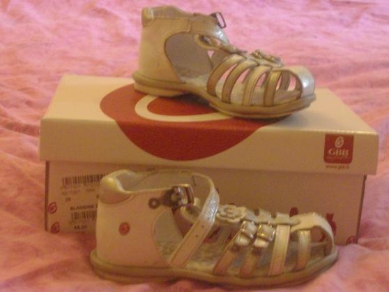 sandales fille gbb