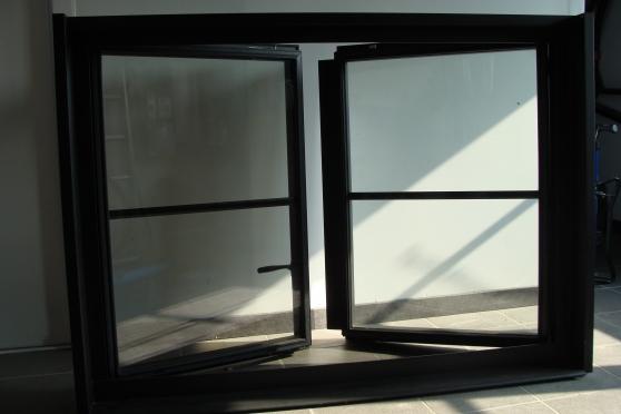 Fen tre alu double vitrage mat riaux de construction for Achat fenetre double vitrage