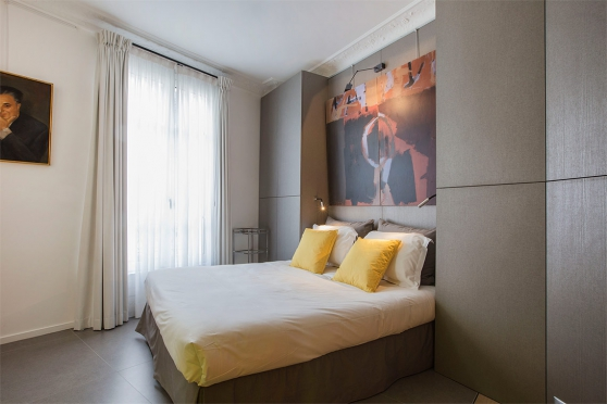 2 pièces meublé à Paris de 50m² - Photo 3