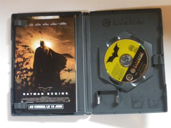 Nintendo gamecube Batman begins (16+) - Photo 2