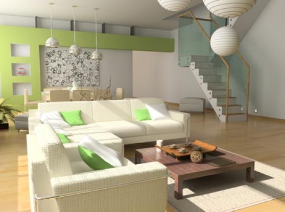 magnifique appartement 4 pièces 3 cham