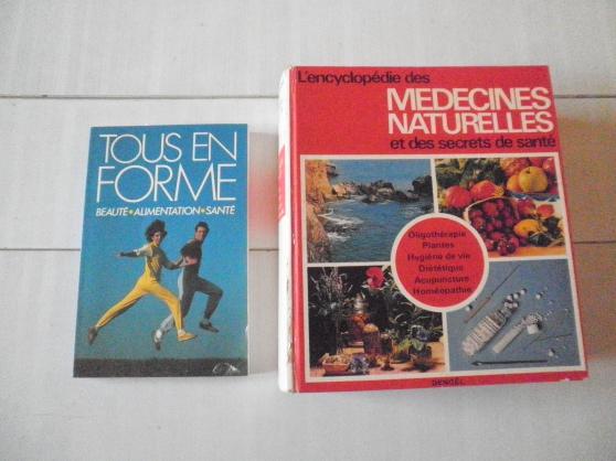 livres medecine et spot