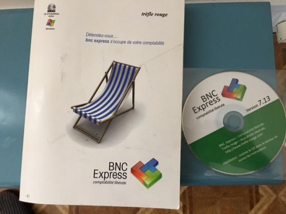 Annonce occasion, vente ou achat 'Comptabilité Libérale BNC Express'