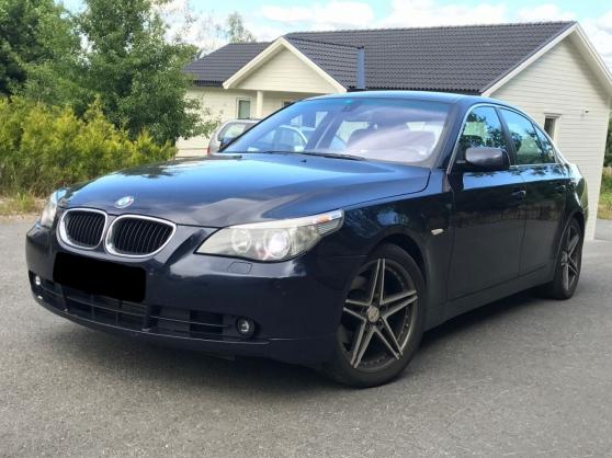 BMW Série 5 525i 192 ch