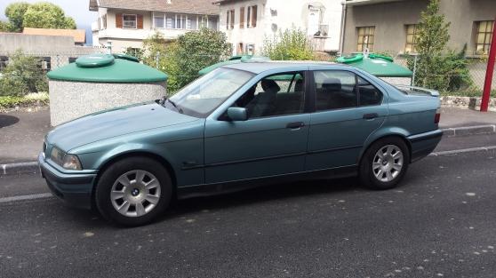 BMW 325 TDS