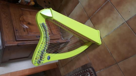 Annonce occasion, vente ou achat 'Harpe Bardic'