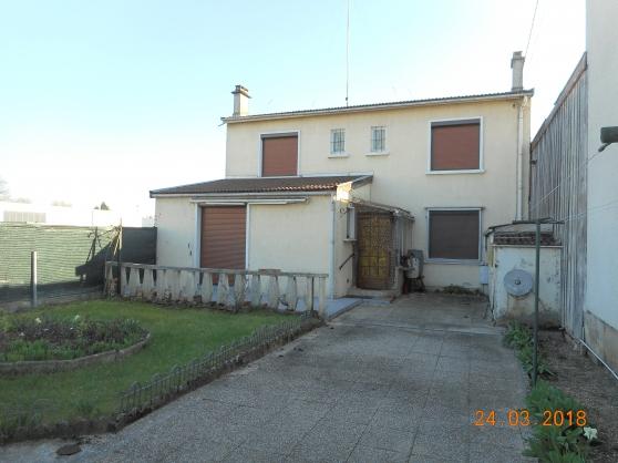 maison à Vitry le François