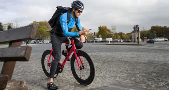recrutement : job coursier vélo h/f - Annonce gratuite marche.fr