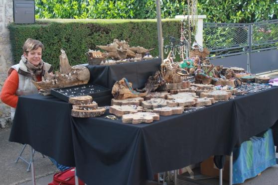 marché aux plantes produits fermiers - Photo 4