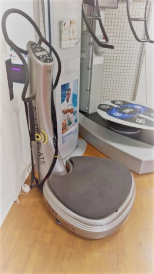 Annonce occasion, vente ou achat 'Power plate Next Generation'