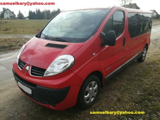 Renault Trafic 2.0 dCi 115 L2H1 LONG 9 p
