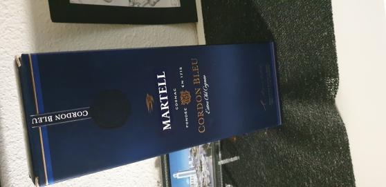 cognac martell cordon bleu 4.5 l - Annonce gratuite marche.fr