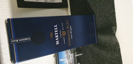 Annonce occasion, vente ou achat 'Cognac martell cordon bleu 4.5 L'