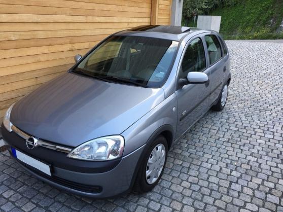 Annonce occasion, vente ou achat 'Opel Corsa Essence, 1ere main'