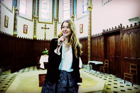 Annonce occasion, vente ou achat 'Chanteuse pour messe de mariage CHARTRES'