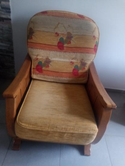 Annonce occasion, vente ou achat 'Vds fauteuil canapé'