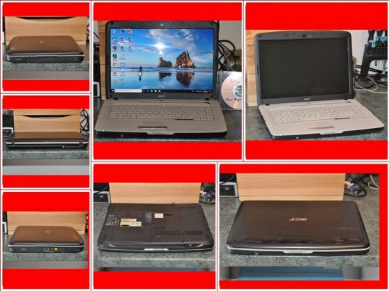 Annonce occasion, vente ou achat 'Acer Aspire 5315 de 15,4 pouces'