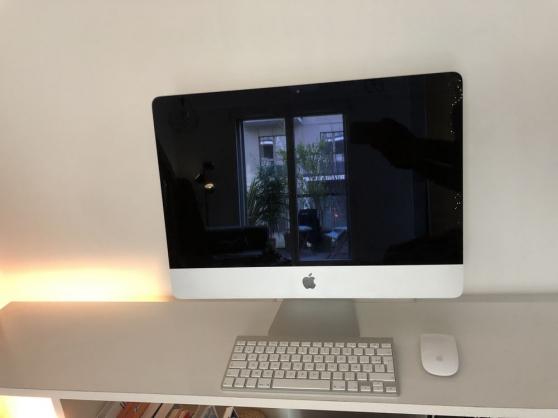 Annonce occasion, vente ou achat 'iMac 21,5 pouces'