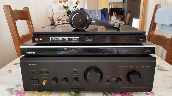 Chaine HIFI TV Casque Audio