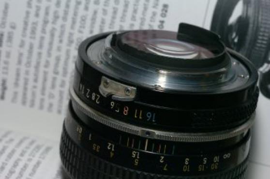 Recherche objectif Nikon petit prix