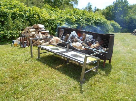 Tourne broche BBQ - Photo 4