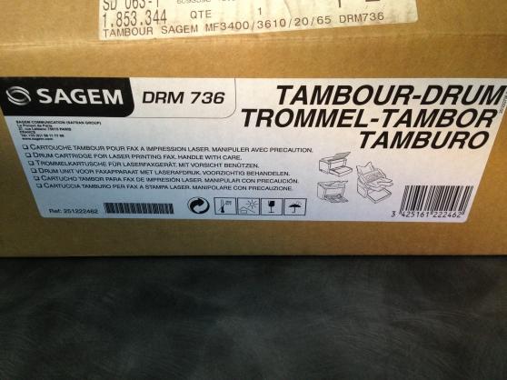 Encre - Tambour Sagem DRM 736 - Photo 2