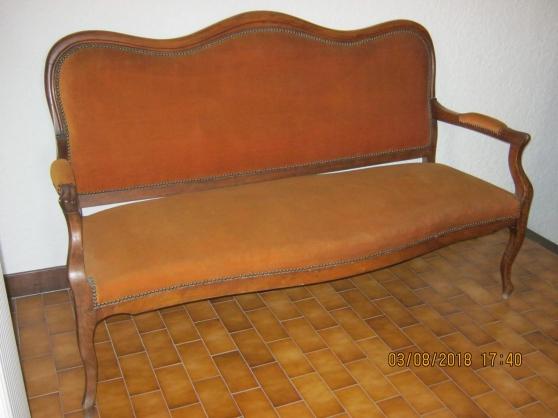 Annonce occasion, vente ou achat 'mon canapé provençal'