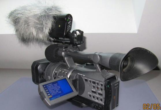 CAMESCOPE SONY FX7E -HDV 1080 i Semi pro