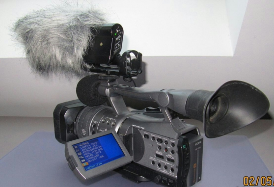 Annonce occasion, vente ou achat 'CAMESCOPE SONY FX7E -HDV 1080 i Semi pro'