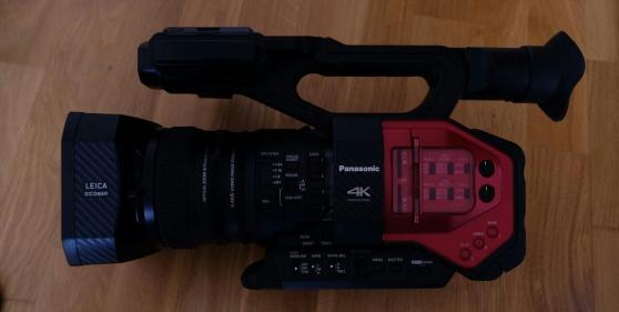 Caméscope Panasonic AG-DVX200