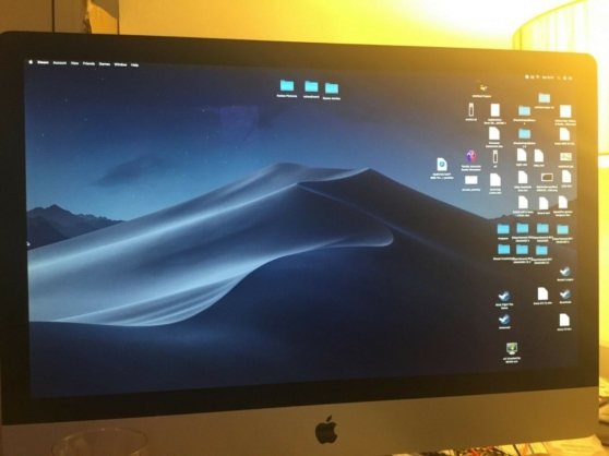 Mon IMac 27 pouces Display (late 2014)