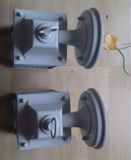 Annonce occasion, vente ou achat 'LAMPES EXTERIEURS'