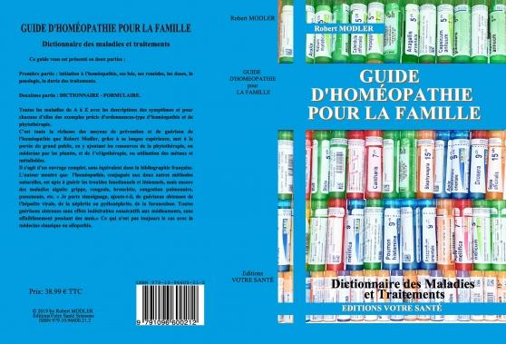 Annonce occasion, vente ou achat 'GUIDE D\'HOMÉOPATHIE POUR LA FAMILLE'