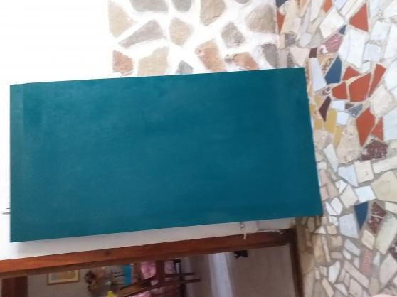 1 ou 2 plateau(x) de table en verre