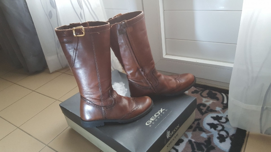 Annonce occasion, vente ou achat 'Bottes fille GEOX'