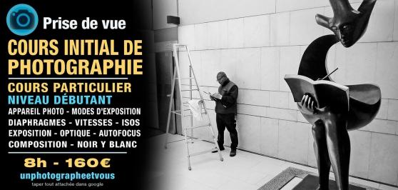 Annonce occasion, vente ou achat 'Cours d'initiation a la Photographie'