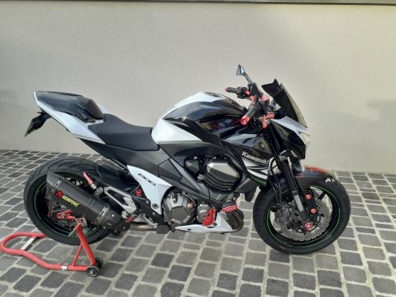 Annonce occasion, vente ou achat 'Vend z800 Kawasaki'