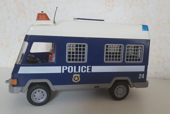 Playmobil 3166 - Fourgon de police