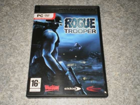Annonce occasion, vente ou achat 'Rogue Trooper PC'