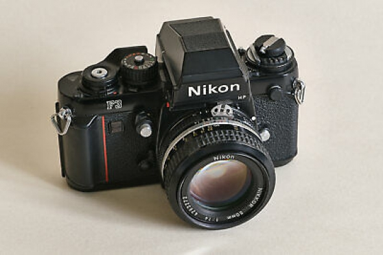 Annonce occasion, vente ou achat 'Appareil photo Nikon+objectif'