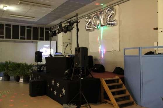DJ ANIMATION SONORISATION