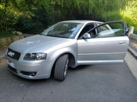 Audi A3 ii 2.0 fsi 150 ambition luxe