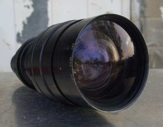Angenieux, Echange Zoom contre Nikon