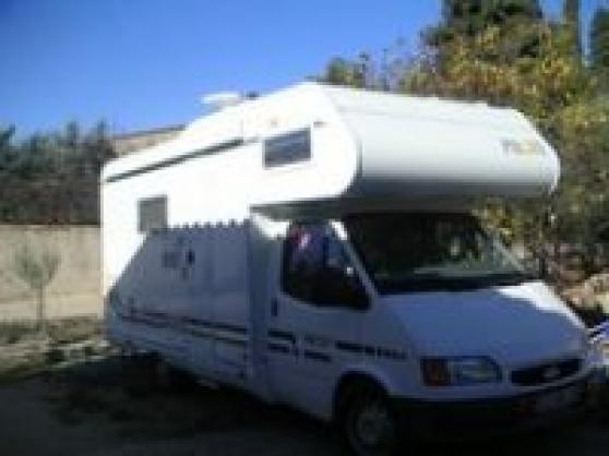 camping car ford dt 2000 brest caravanes camping car camping car brest reference car cam. Black Bedroom Furniture Sets. Home Design Ideas