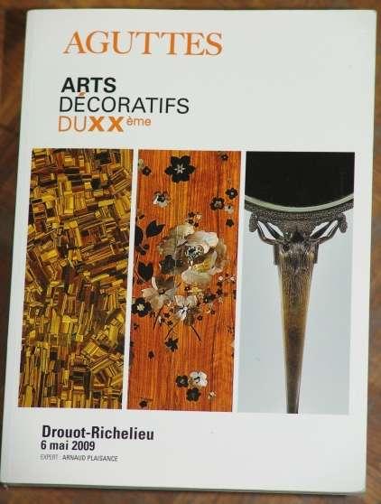 Annonce occasion, vente ou achat 'ART DECO DROUOT 06/05/09'