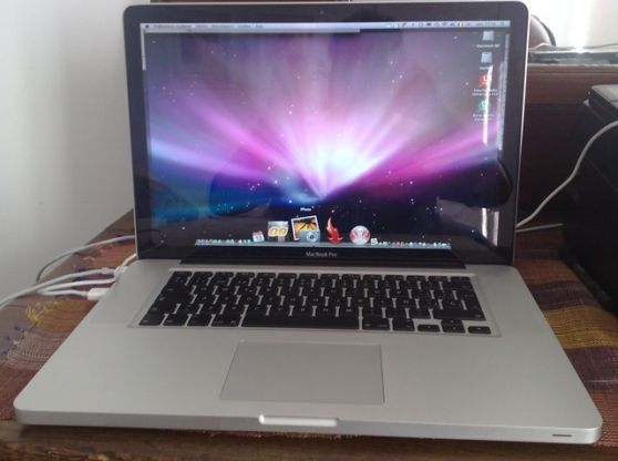 Super Macbook pro 17